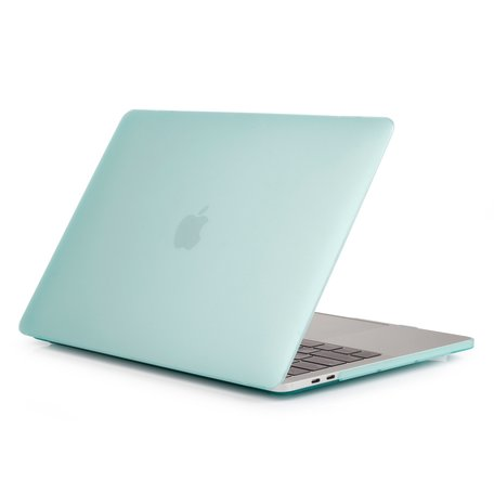 MacBook Pro 15 Inch Touchbar (A1707 / A1990) Case - Mintgroen
