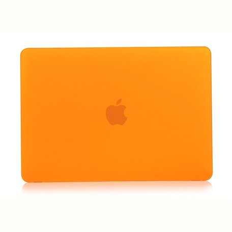 MacBook Pro 15 Inch Touchbar (A1990) Case - Oranje