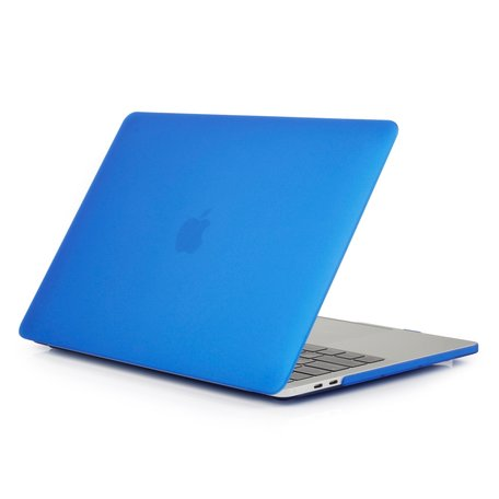 MacBook Pro 15 Inch Touchbar (A1990) Case - Donkerblauw