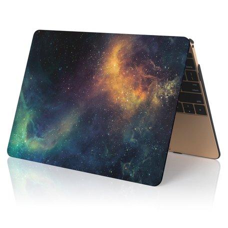 MacBook Air 13 inch - Touch id versie - Green stars (2018, 2019 & 2020)