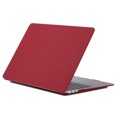 MacBook Air 13 inch - Touch id versie - bordeaux (2018, 2019 & 2020)