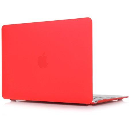 MacBook Air 13 inch - Touch id versie - rood (2018, 2019 & 2020)