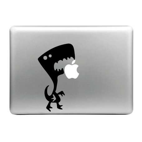 MacBook sticker - Dino