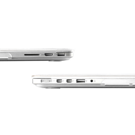 MacBook Pro retina touchbar 15 inch case - Transparant (clear)
