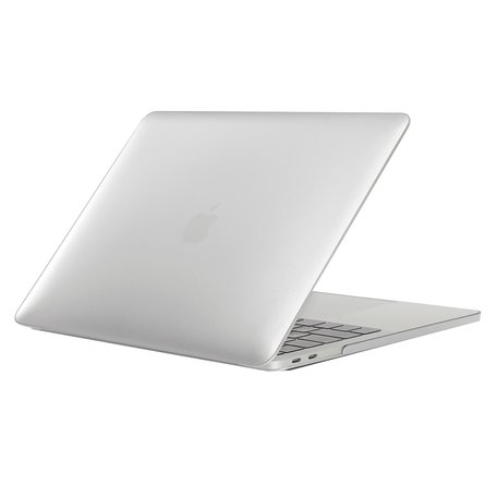 MacBook Pro retina touchbar 13 inch case - Transparant (clear)