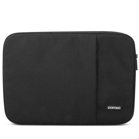 POFOKO 13.3 inch sleeve - Zwart