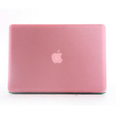 MacBook Pro Retina 15 inch cover - Roze