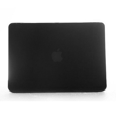 MacBook Pro Retina 15 inch cover - Zwart