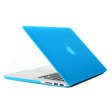MacBook Pro Retina 15 inch cover - Baby blauw