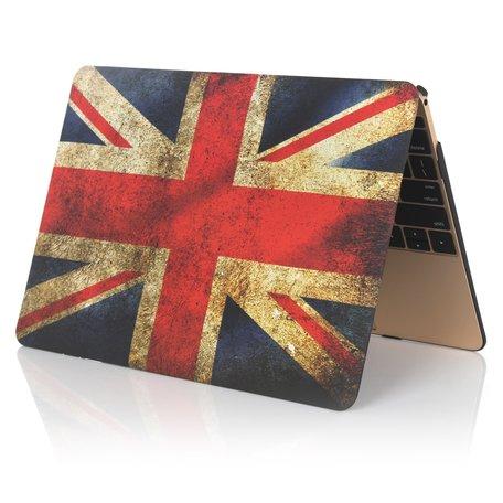 MacBook Air 13 inch - Touch id versie - Retro UK flag (2018, 2019 & 2020)