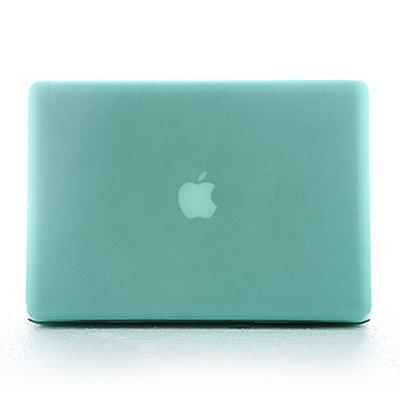 MacBook Pro 15 inch cover - Groen