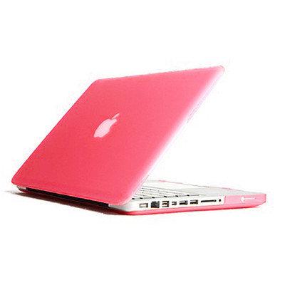 MacBook Pro 15 inch cover - Roze