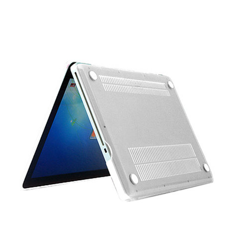 MacBook Pro 15 inch cover - Transparant (clear)