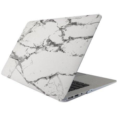 MacBook Pro 15 inch case - Marble - Grijs