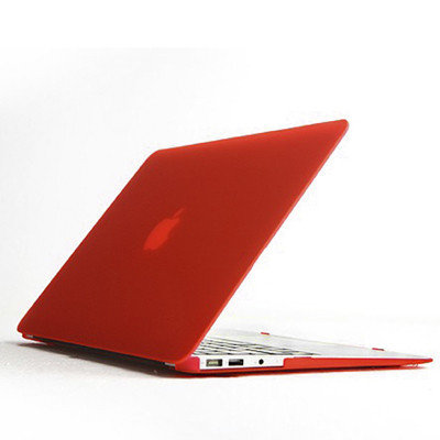 MacBook Air 13 inch cover - Rood