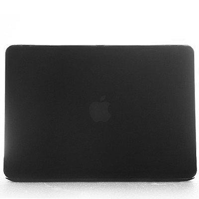 MacBook Air 13 inch cover - Zwart