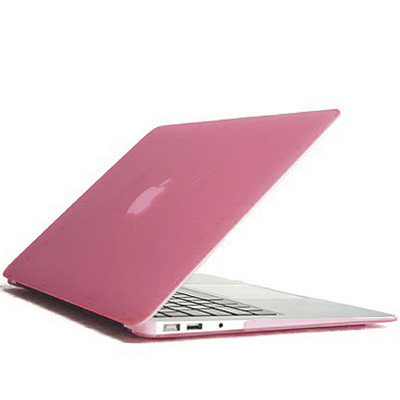 MacBook Air 11 inch cover - Roze