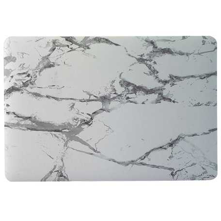 MacBook Air 13 inch case - Marble - Grijs