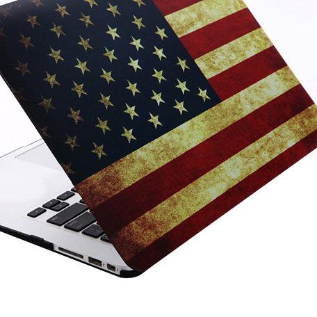 MacBook Air 11 inch cover - Retro VS flag