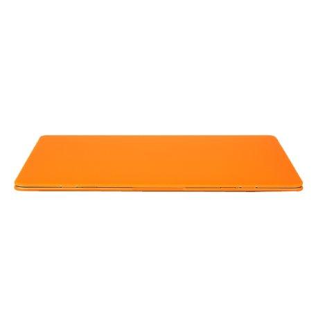 MacBook 12 inch case - Oranje
