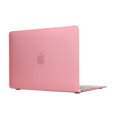 MacBook 12 inch case - Roze