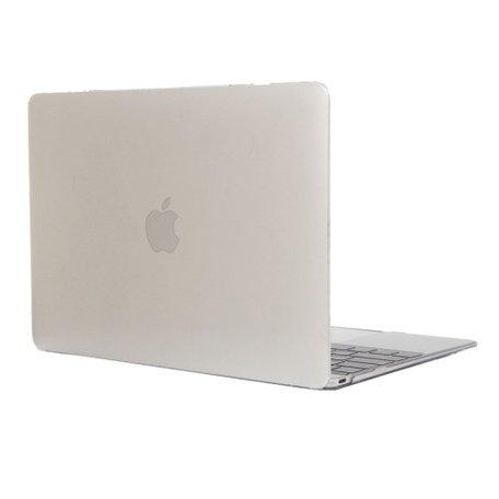 MacBook 12 inch case - Transparant (clear)