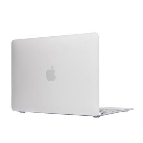 MacBook 12 inch case - Transparant (mat)