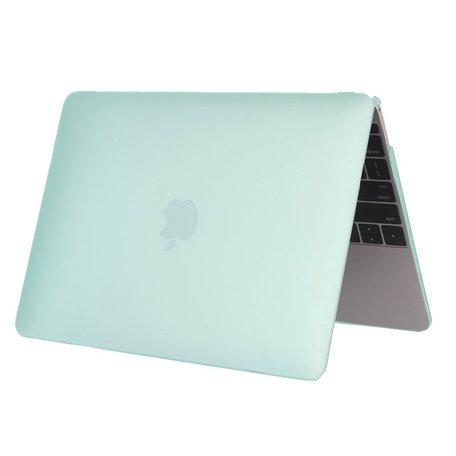 MacBook 12 inch case - Groen