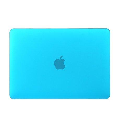 MacBook 12 inch case - Baby blauw
