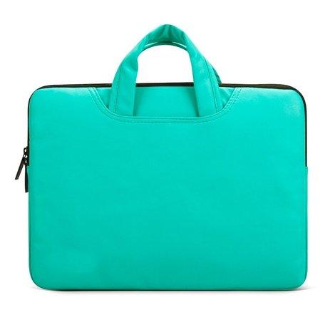 BAFEWLD 13.3 inch laptoptas - Groen