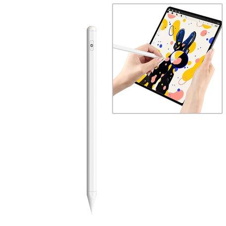 Stylus Pen / Pencil voor tablet of mobiel - Wit