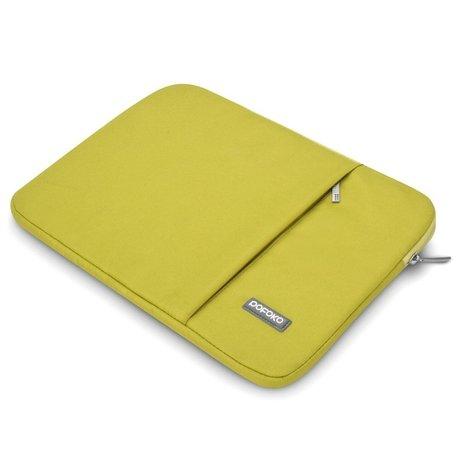 POFOKO 13.3 inch sleeve - Groen