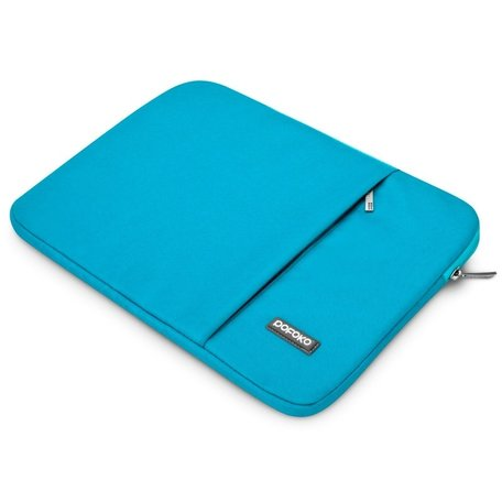 POFOKO 11.6 inch sleeve - Baby blauw