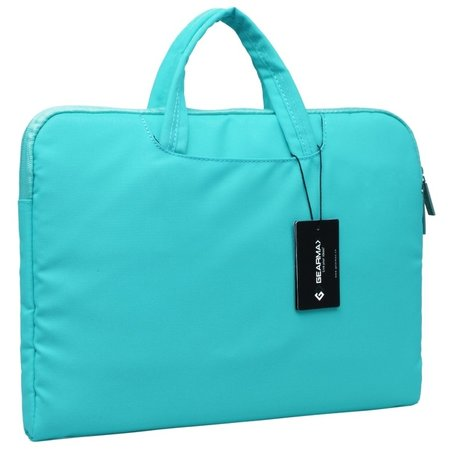 GEARMAX 11.6 inch fashion design laptoptas - Baby blauw