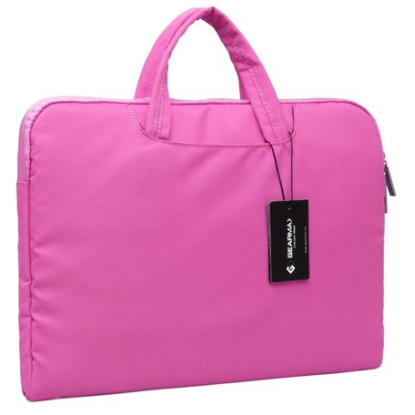 GEARMAX 11.6 inch fashion design laptoptas - Roze