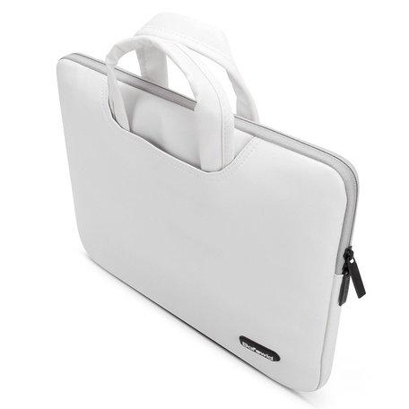BAFEWLD 13.3 inch laptoptas - Wit