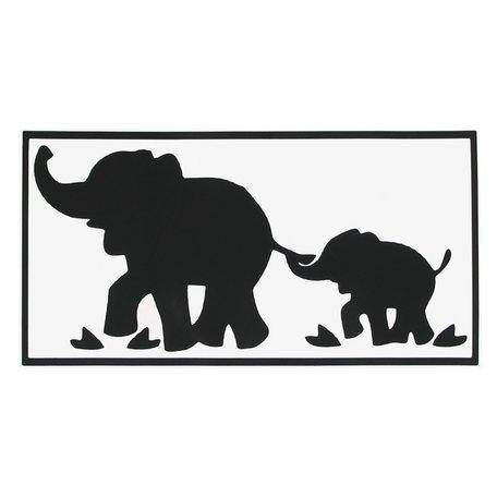 MacBook sticker - Olifant