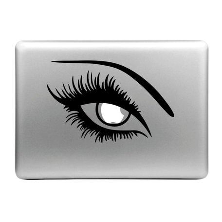 MacBook sticker - Oog