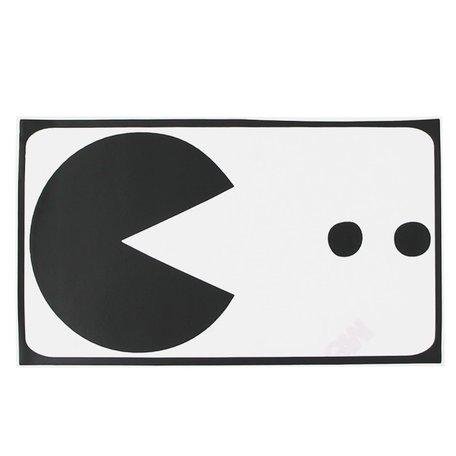 MacBook sticker - Pac Man