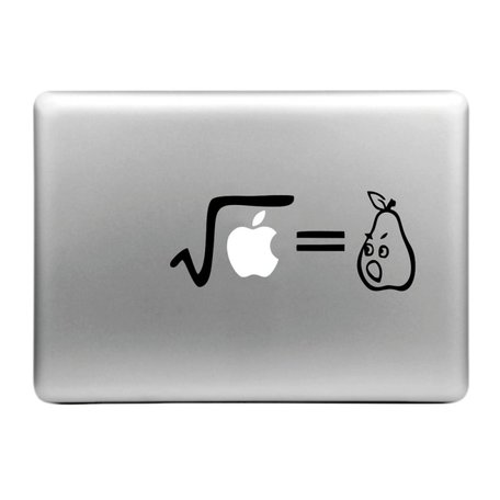 MacBook sticker - Peer