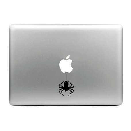 MacBook sticker - spin