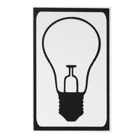 MacBook sticker - kleine lamp