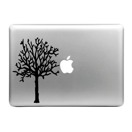MacBook sticker - Boom