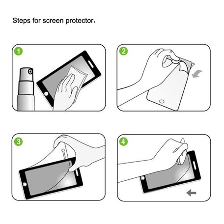 MacBook 12 inch screen protector