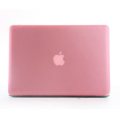 MacBook Pro 13 inch cover - Roze