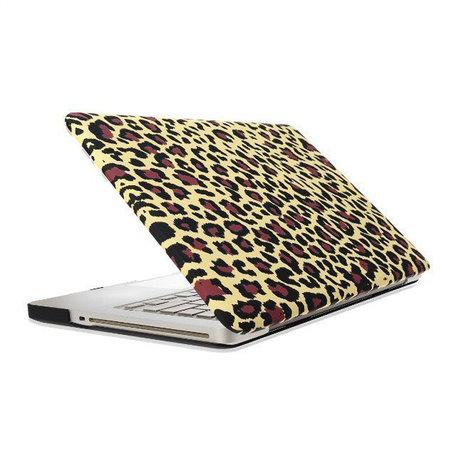 MacBook Pro 13 inch cover - Leopard bruin