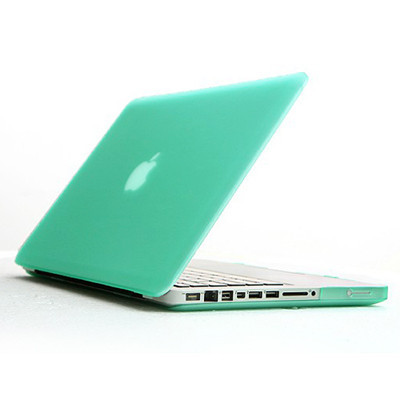 MacBook Pro 15 inch cover - Groen
