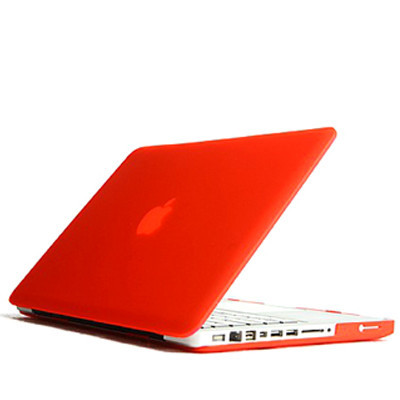 MacBook Pro 15 inch cover - Rood