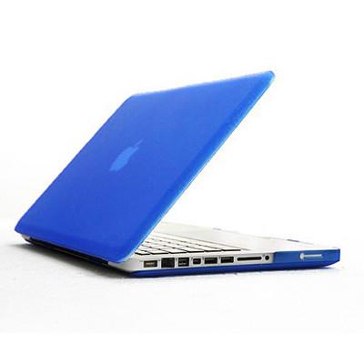 MacBook Pro 15 inch cover - Blauw