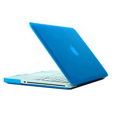 MacBook Pro 15 inch cover - Baby blauw